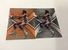 Julius Erving 2008-09 UD Starquest and Starquest Copper