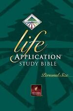 Life Application Study Bible : Personal Size - New Living Translation, , Good Bo