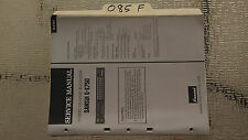 Sansui g-e750 service manual original repair book stereo graphic eq equalizer