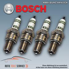 4 BOSCH ZÜNDKERZE W8AC 0241229612 VW KÄFER 1200 1300 1302 1303 1500 1600