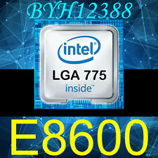 IIntel Core 2 Duo E8600 3.33 GHz Dual Core 6M 1333 Processore LGA775 CPU SLB9L