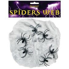 New Stretchable Spider Web Cobweb Decoration for Halloween Props