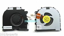 New GPU Fan for Dell Precision M3800 series Right Fan 0H98CT, DC28000DRF0