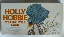 VINTAGE 1978 HOLLY HOBBIE WISHING WELL GAME PARKER BROTHERS