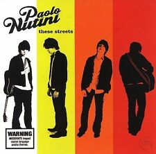 These Streets by Paolo Nutini (CD, Dec-2006, WEA International (Sweden))