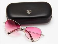 DITA 9500 A Womens Pink Silver Frame SUNGLASSES with Case