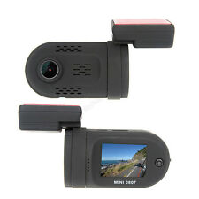 Mini 0807 Ambarella A7 1296P HD In Car Dashcam Camera Capacitor GPS Park Monitor