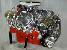 Chevy 502 BB Crate Engine With 600HP