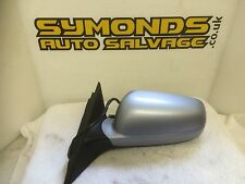 1998 - 2002 VW PASSAT NS ELECTRIC DOOR WING MIRROR PASSENGER SIDE NEARSIDE LEFT