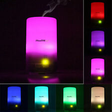 Home Ultrasonic Essential Oil Aroma Humidifier Air Mist Diffuser Aromatherapy US
