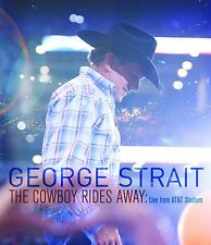 GEORGE STRAIT New Sealed 2016 LIVE FAREWELL TOUR CONCERT & MORE DVD