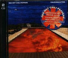 "Red Hot Chili Peppers RARE AUSSIE 2CD ""CALIFORNICATION"" W/- BONUS TRACKS!!"
