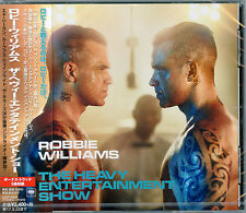 ROBBIE WILLIAMS-HEAVY ENTERTAINMENT SHOW-JAPAN CD Bonus Track F30