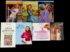 Group American Girl Doll Books Meet Felicity Julie Mini Treasures Boy Guide More