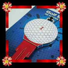 Kris Kringle Christmas Gift For Golf Enthusiast-Keyblank-Secret Santa -FREE POST