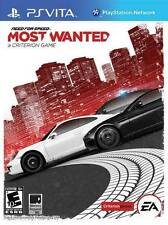 Need for Speed Most Wanted PS Vita Game BRAND NEW SEALED