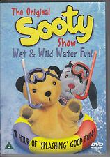 The Original Sooty Show (3 episodes from 1989 - 1991) Wet & Wild Water Fun DVD