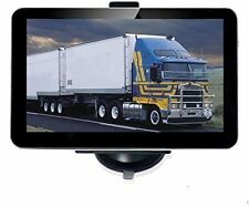 Noza Tec 7 Inch Truck GPS Sat Nav / GPS Navigation with UK and Europe Maps and