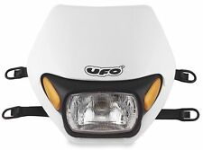 UFO Plastics - PF01695041 - Oregon Enduro Headlight Assembly with Turn Signals
