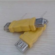 1pcs USB 2.0 A Female To A Female Adapter Connector
