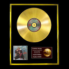 TWISTED SISTER STAY HUNGRY CD  GOLD DISC VINYL LP FREE SHIPPING TO U.K.