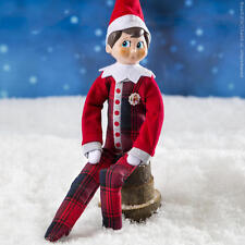 The Elf on the Shelf Claus Couture Collection North Pole Style Pajamas Set
