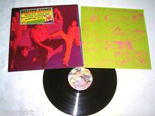 LP - Rolling Stones / Dirty Work - OIS RED SHRINK STICKER # cleaned