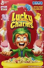 Lucky Charms Cereal 453g Large Box  FREE DELIVERY