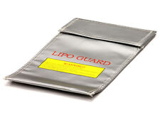 Lipo Guard Busta Piccola Batterie Lipo/LIPO GUARD SAFETY BATTERY BAG SMALL