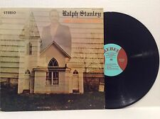 RALPH STANLEY CLINCH MOUNTAIN BOYS i want to preach the gospel LP REBEL SLP-1522
