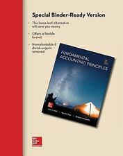 Loose Leaf for Fundamental Accounting Principles by John Wild and Ken Shaw...