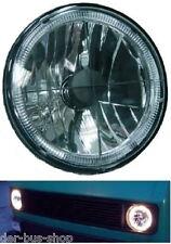 VW Bus T3 - Angel-Eyes Scheinwerfer mit Kreuz - NEU