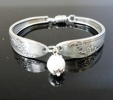 Queen Bess ~ Spoon Bracelet 1946 Birthday Bridal Bride Bridesmaid Gift Wedding