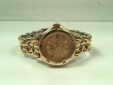 CLASSIC LADIES SS/GOLD TAG HEUER SEL REF S94.413C 200 METER  WATCH.