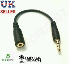 Headset Chat Cable Adapter for Xbox One® TalkBack Turtle Beach® Gaming Headset