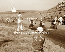 SO CAL SOCAL ORANGE COUNTY MOTORCYCLE CLUB RACE INDIAN HARLEY DAVIDSON PHOTO