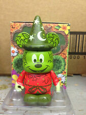 "Sorcerer Mickey Mouse 3"" Vinylmation Topiary Series Epcot Home Garden Topiaries"