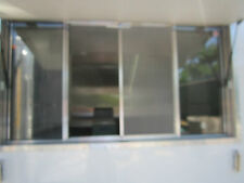 """Quality Concession Trailer Serving Window  size 33"""" X 53"""""""
