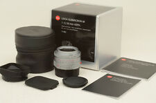 Leica Summicron M 35mm F/2 ASPH Chrome (6 Bit)[Near N] from Japan (333-H88)