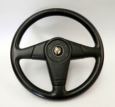 "Superb Momo Type D36 14"" Steering Wheel with Porsche Hub c1992 : FREE UK POST :"