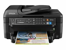 NEW Epson Workforce(WF-2650) All-in-One WiFi Color Ink-jet Printer, no ink