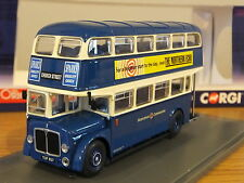 CORGI OOC HARTLEPOOL CORPORATION TRANSPORT AEC REGENT V BUS MODEL OM41416B 1:76