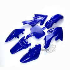 Fairing Plastic Kits Blue For Honda CRF50 XR50 Piranha 50cc-160cc Pit Dirt Bike