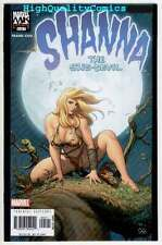 SHANNA the SHE-DEVIL #5, NM+, Frank Cho, Dinosaurs, 2005, more Cho in store