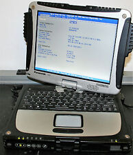 Panasonic ToughBook CF-19 MK4 Core i5 1.20GHz 4GB 320GB GPS Laptop CF-19RJRCG1M