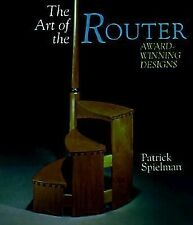 The Art Of The Router: Award-Winning Designs