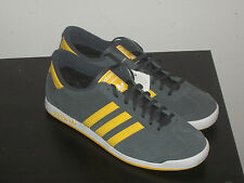 Men's Adidas Originals The Sneeker Size 12 Grey Yellow White