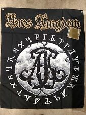 ARES KINGDOM cloth poster flag/tapestry 38X46 inches (order from chaos)