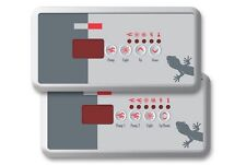 Spa Gecko Topside control keypad TSC-18 4-buttons for 1 pump spa configuration
