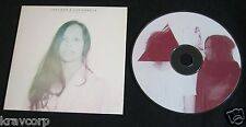 LINDSTROM & CHRISTABELLE 'REAL LIFE IS NO COOL' 2009 PROMO CD